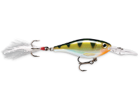Wobbler Rapala X-Rap Shad XRS08 YP Yellow Perch